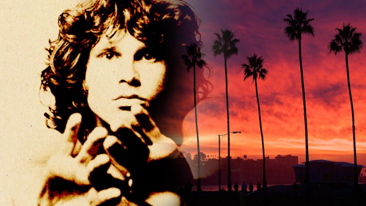 Rare footage of The Doors – People Are Strange | Society Of Rock Videos