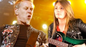 This 16-Year-Old Girl Delivers Metallica Tribute That Will Leave You BREATHLESS! Wow!