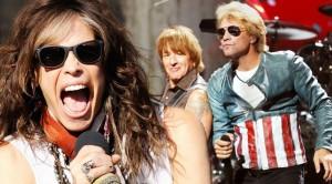 Aerosmith and Bon Jovi – 'Walk This Way' LIVE!