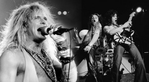 Van Halen performs 'Runnin' With The Devil and it's NUTS! '83