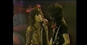 "Aerosmith – ""Toys In The Attic"" Live"