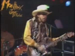 """Stevie Ray Vaughan – """"Scuttle Buttin'"""" and """"Say What!"""" Live"""