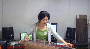 "Stevie Ray Vaughan – ""Scuttle Buttin'"" Gayageum Version"