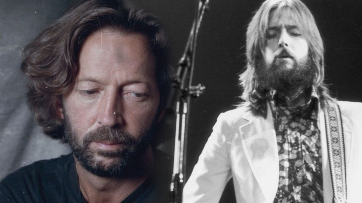 """Clapton\'s Last Ever Performance of """"White Room"""" with Cream, Extended ..."""