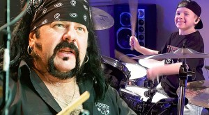 """7-Year-Old Avery Nails Pantera's """"Cowboys From Hell"""" Drum Cover"""