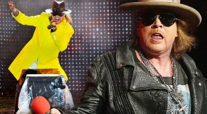 The Axl Rose Disaster