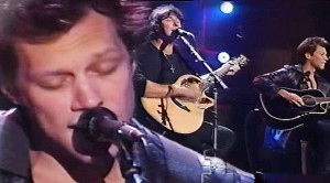 "Bon Jovi – ""Wanted Dead Or Alive"", Unplugged"