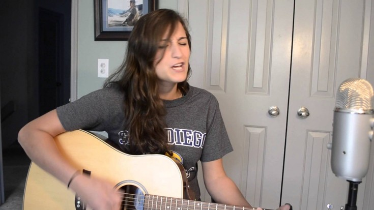 Charming Version of Me And Bobby McGee Acoustic Style | Society Of Rock Videos