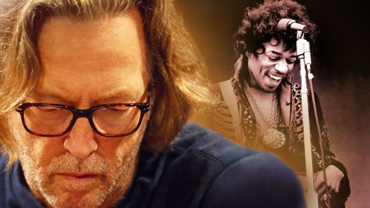 Eric Clapton Gets Emotional As He Talks Jimi Hendrix's Death   Society Of Rock Videos