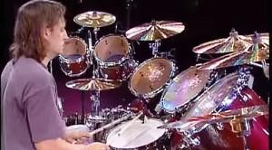 Dave Lombardo Drum Solo