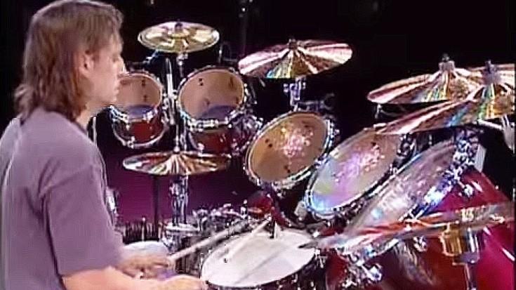Dave Lombardo Drum Solo | Society Of Rock