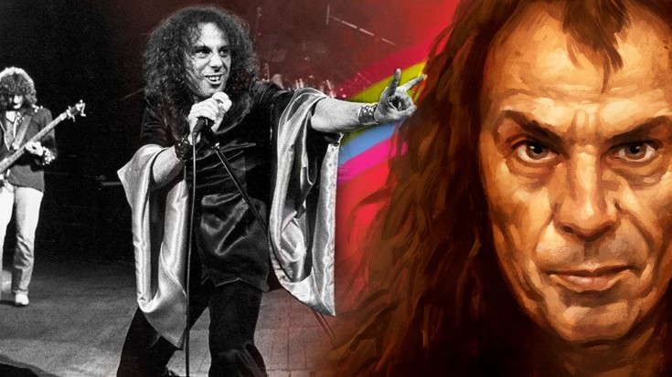 Dio – 'Rainbow In The Dark' | Society Of Rock Videos