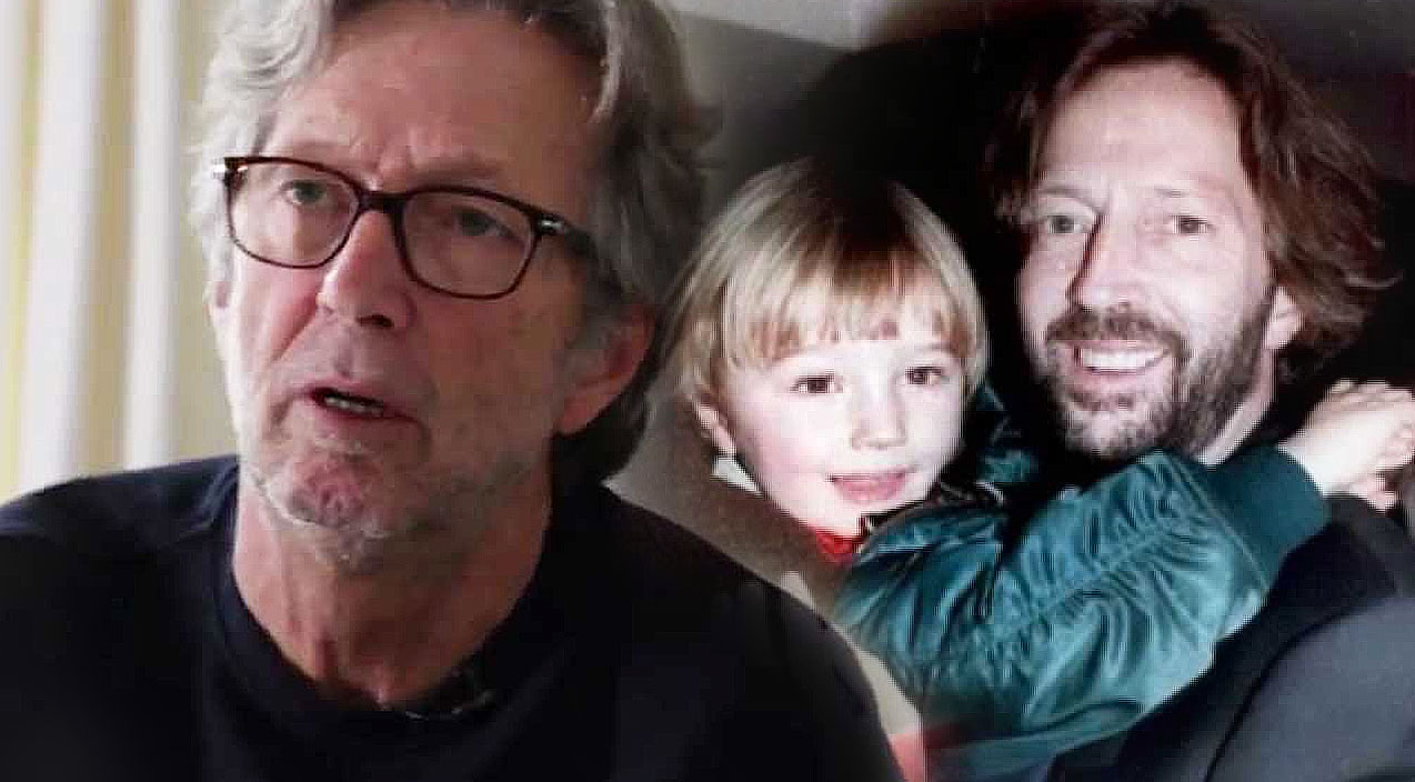 eric clapton opens up about the death of his son conor society of rock. Black Bedroom Furniture Sets. Home Design Ideas
