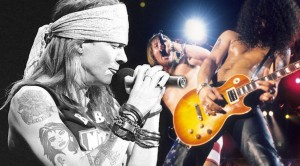 Axl and Slash: The Final Moment Onstage Together