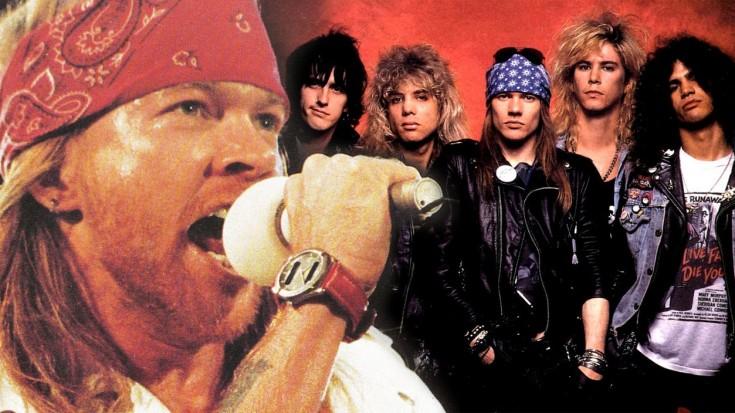 Guns N' Roses – 'Nightrain' | Society Of Rock Videos