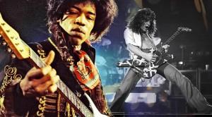 Eddie Van Halen Vs. Jimi Hendrix: Who Does It Better?