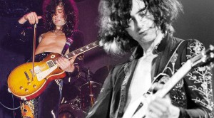 "Jimmy Page's Iconic Violin Bow Solo From ""Dazed And Confused"""