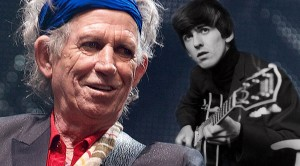Keith Richards Looks Back On His Friend, George Harrison