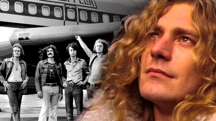 """Led Zeppelin Premiere """"In the Evening (Rough Mix)"""" (RARE!) 