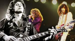 """Led Zeppelin Delivers Legendary Performance Of """"Kashmir"""" Live!"""