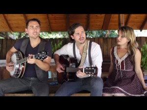 "Love is Your Name – Cover By Bluegrass Band ""The Battlefield"""