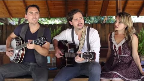"""Love is Your Name – Cover By Bluegrass Band """"The Battlefield"""" 