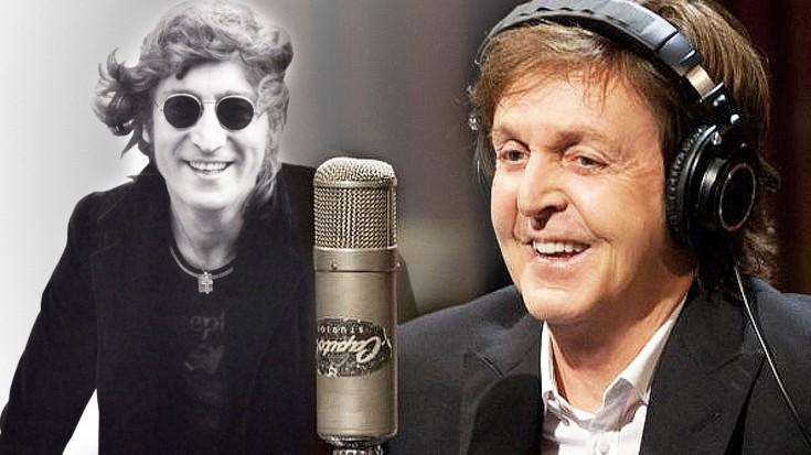 Paul McCartney Remembers His Friend John Lennon