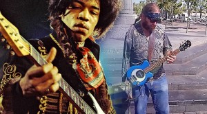 One-Armed Guitarist Gives Incredible Performance of Jimi Hendrix's 'Voodoo Child' !