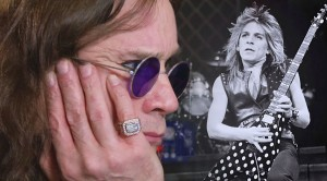Ozzy Listens To Lost Randy Rhoads Solo
