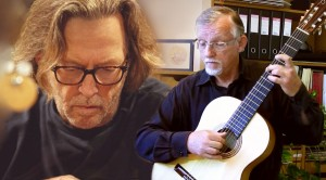 """Virtuoso Plays Eric Clapton's """"Tears In Heaven"""" On Classical Guitar"""