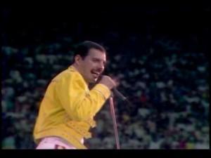 Queen – Under Pressure (HQ) (Live At Wembley 86)