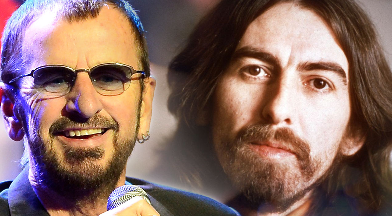 George Harrison's Final Words To Ringo Will Make You Laugh ...
