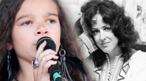 "Little Girl Goes Psychedelic For This Jefferson Airplane ""White Rabbit"" Cover"