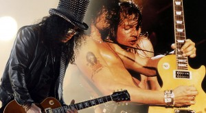 Slash's Best Solos With Guns N' Roses