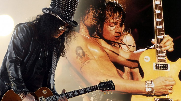 Slash's Best Solos With Guns N' Roses   Society Of Rock Videos
