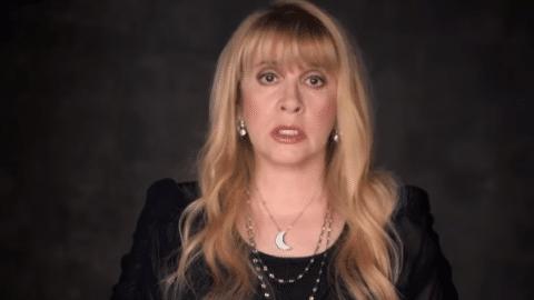 "Stevie Nicks Describes The True Meaning of ""Landslide"" | Society Of Rock Videos"