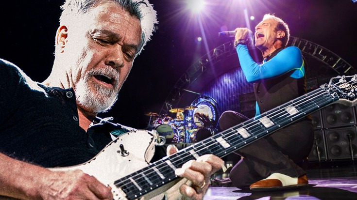 Van Halen Make It Through The First Night Of Their Tour! | Society Of Rock Videos