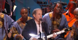 Who Could Forget Paul Simon's Legendary Graceland Mission And The Huge Impact It Made?