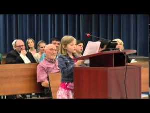 4th Grader Calls Out The School Board, What She Said Will Make You Think