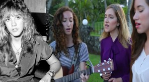 "This Beautiful Acoustic Cover Of Fleetwood Mac's ""Landslide"" By The Talented Gardiner Sisters Is Bone Chilling"