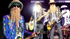 "Remastered, Rare Quality Version of ZZ Top's ""Sharp Dressed Man"" LIVE, 1983"