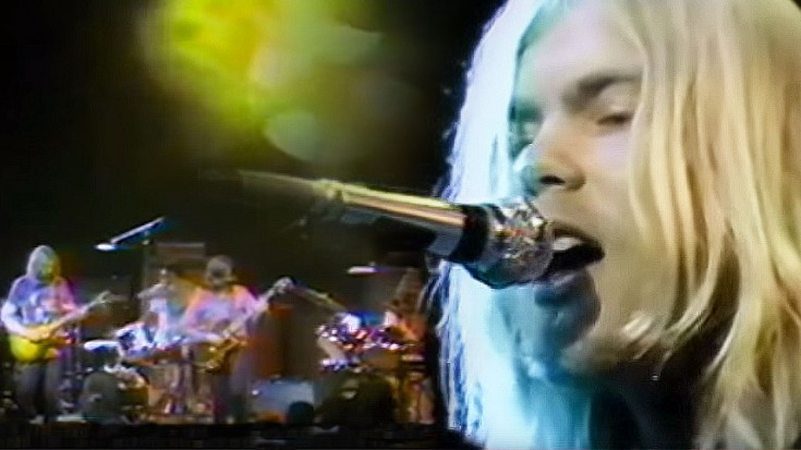 The Allman Brothers Band Whipping Post Live At The