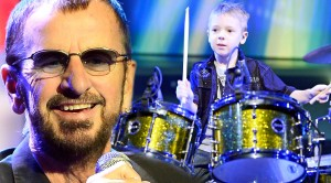 """8-Year-Old Avery Channels His Inner Ringo Starr For This Cover Of """"The End"""""""
