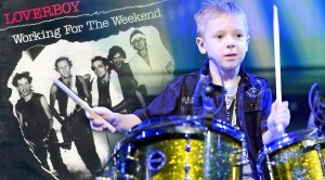 """7-Year-Old Avery Has Us Longing For The Weekend With His Cover Of """"Working For The Weekend""""!"""