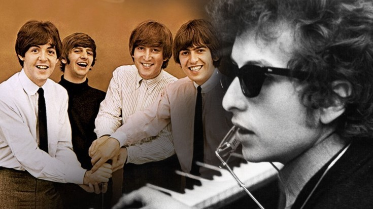 The Beatles Tell All About Their Idol Bob Dylan