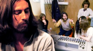 "George Harrison Gets A Little Help From His Friends With ""Something"""