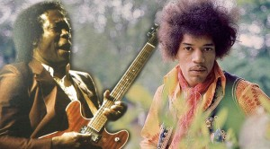 """You'll Never Believe Jimi's Reaction To Buddy Guy In This RARE Jam Session Of """"Stormy Monday"""" '68"""