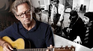"""Eric Clapton – """"While My Guitar Gently Weeps"""" (Rare)"""
