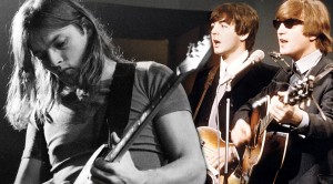 "Pink Floyd's David Gilmour Covers The Beatles With ""Here, There, and Everywhere"""