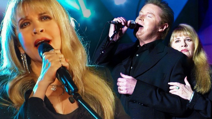 """Stevie Nicks and Don Henley, """"Leather and Lace"""" Live, 2000 